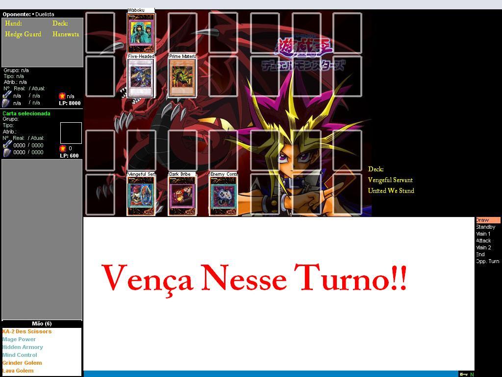 Enigma Duel - 01 - Yu-Gi-Oh! Sem Limites - photo#28